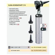 Вернуться к: Отоскопы KaWe COMBILIGHT® C10 2.5 V