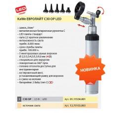 EUROLIGHT® C30 OP LED стандартной яркости 2.5 V