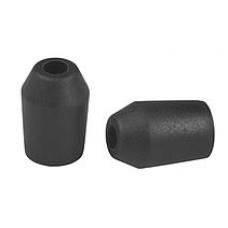 Воронки ушные одноразовые мягкие 5 мм (уп./40 шт.)