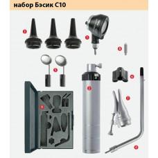 Диагностический набор лор-врача BASIC-Set COMBILIGHT® C10