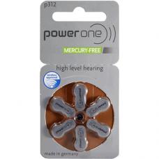 PowerOne 312 (6 батареек)